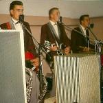 Die Calandos spielen beim Scharold